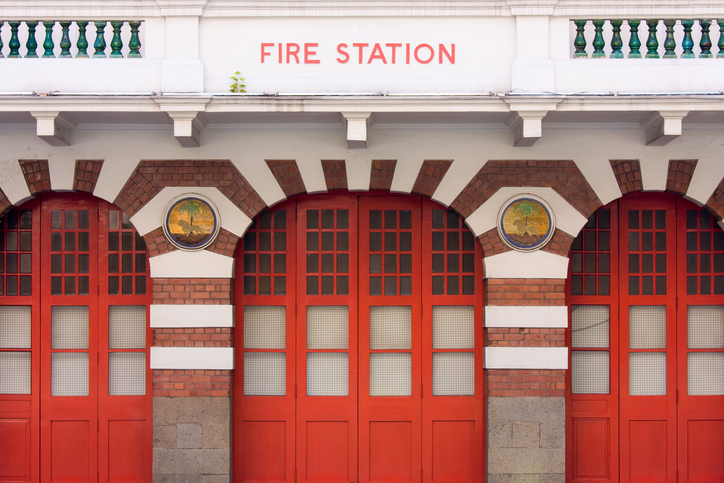 Intelligent Fire Station