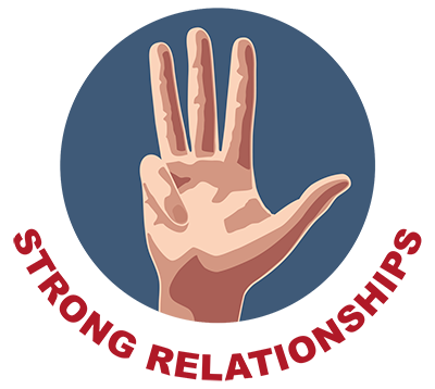 High-Five-4 - Strong Relationships