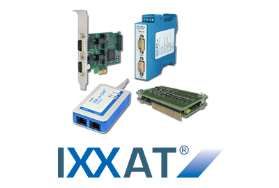 IXXAT logo-products