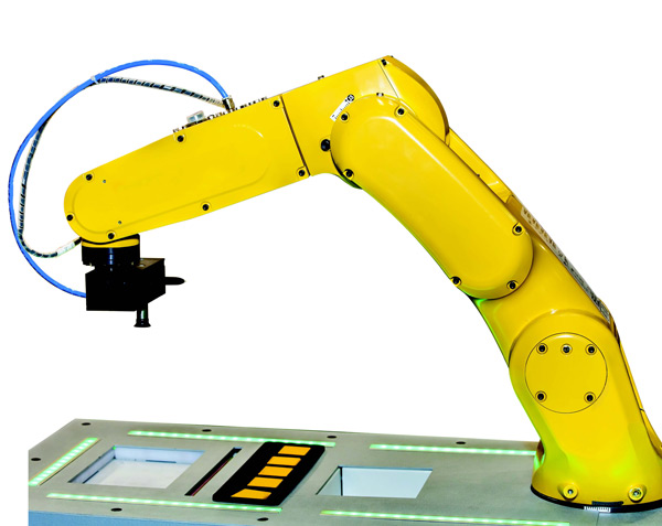 HMS and JMP partner at Rockwell Automation Fair to display Robotic Demo