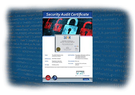 Banner Security Certificate